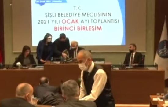 2021 Ocak ayı Meclis Toplantısı 1. Oturumu