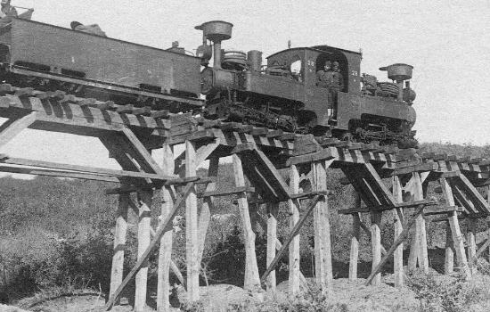 Kayıp demiryolunda güneş enerjili trenler sefere çıkacak