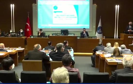 2021 Nisan Ayı Meclis Toplantısı 1. Oturumu