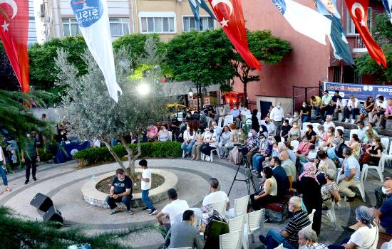 Paşa Mahallesi'nde katılımcı demokrasi temeli atıldı