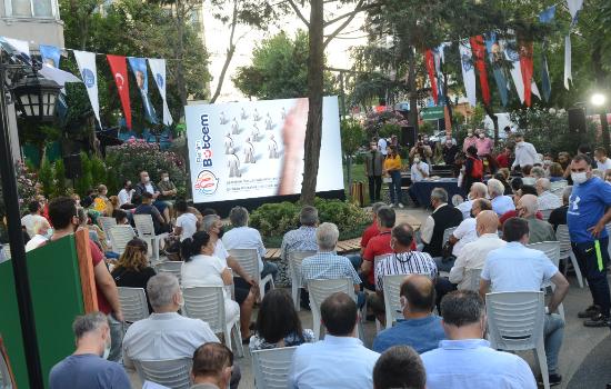 Yerelden demokrasi İzzetpaşa Mahallesi'ne taşındı