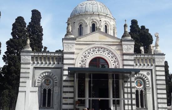 Rum Ortodoks Mezarlığı Avrupa Kültür Mirası Listesi'nde
