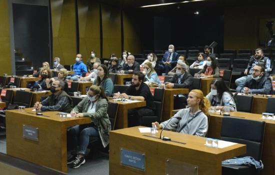 Katılımcı bütçe çalışmaları sürüyor: Mahalle öncelikleri bütçesi belirlendi