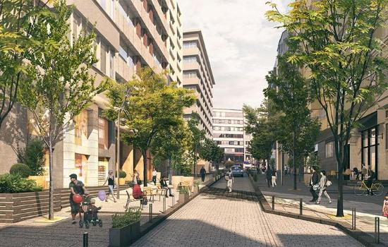 Abdi İpekçi Caddesi Yenileme Projesi: Çağdaş kent mimarisiyle çok daha cazip